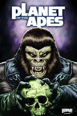 Planet Of The Apes Volume 01 01