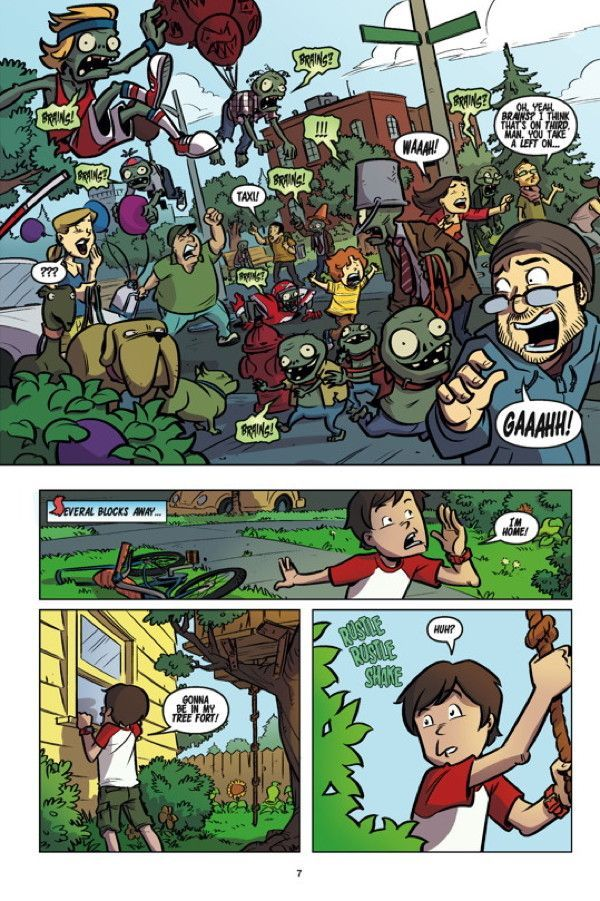 Plants Vs Zombies Lawnmageddon 03