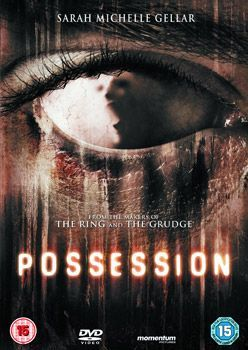 Possession Dvd Cover