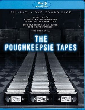 The Poughkeepsie Tapes Blu Ray Poster