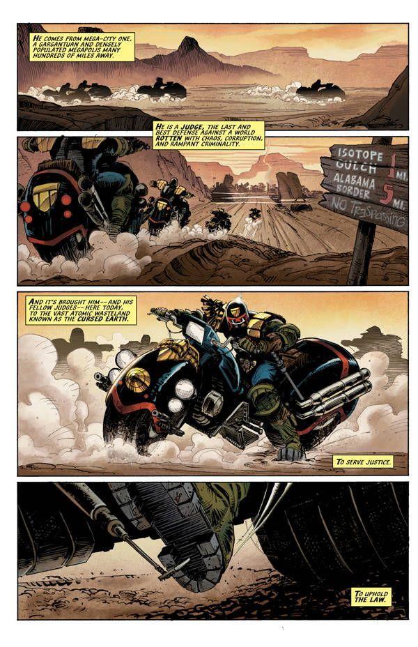 Predator Dredd Aliens 1 01