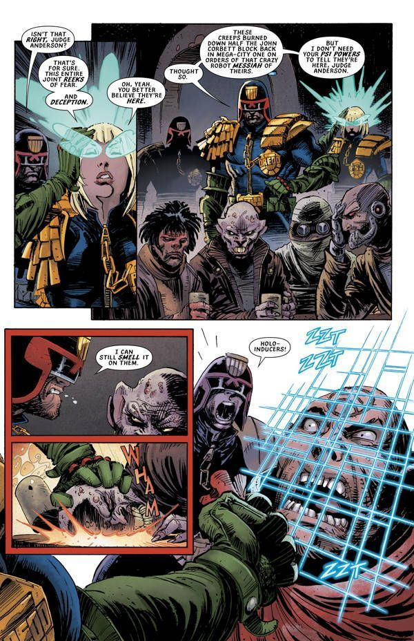 Predator Dredd Aliens 1 04