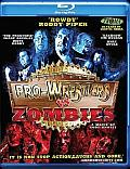 Pro Wrestlers Vs Zombies Cover