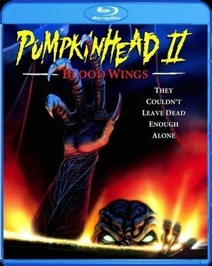 Pumpkinhead Ii Blood Wings Poster