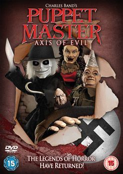 Puppetmaster Axis Of Evil Dvd
