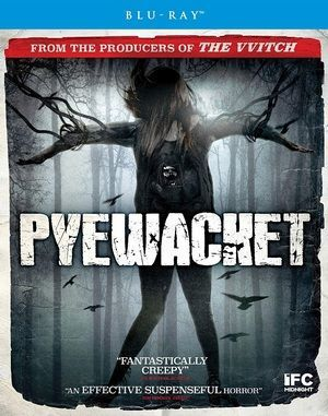 Pyewacket Blu Ray Poster