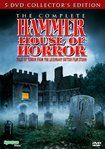 The Complete Hammer House Of Horror Cover