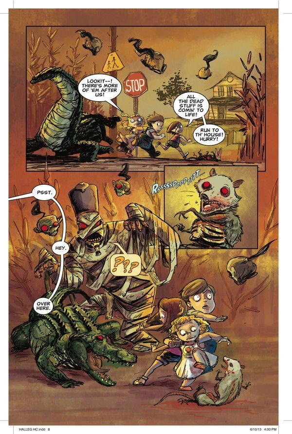 The Halloween Legion 02