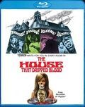 The House That Dripped Blood Blu Ray Cover