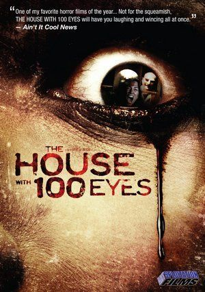 The House With 100 Eyes Poster