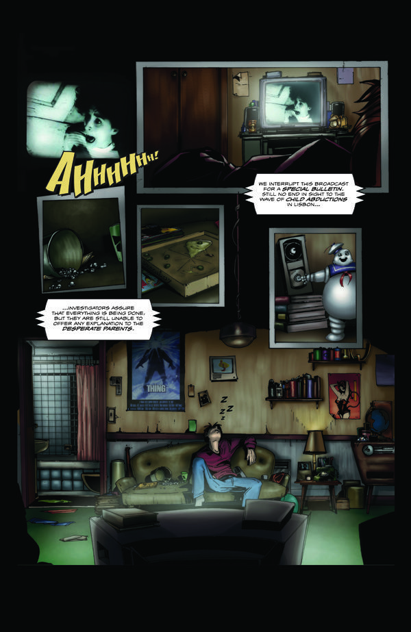 The Incredible Adventures Of Dog Mendonca And Pizzaboy 05