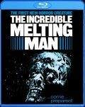 The Incredible Melting Man Cover