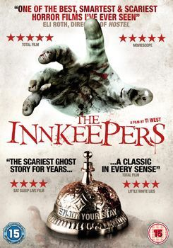 The Innkeepers Dvd Cover