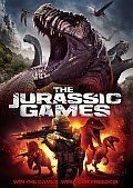 The Jurassic Games Cover