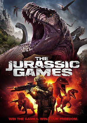 The Jurassic Games Poster