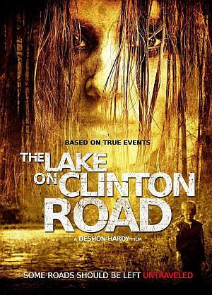 The Lake On Clinton Road Poster