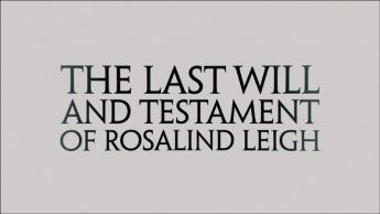 The Last Will And Testament Of Rosalind Leigh 01