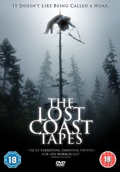 The Lost Coast Tapes Dvd Cover