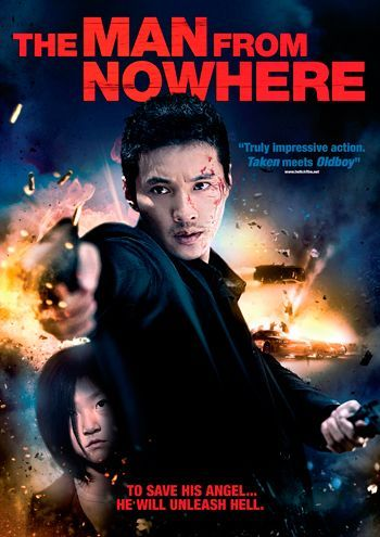 Man From Nowhere Dvd Cover