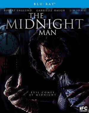 The Midnight Man Blu Ray Poster