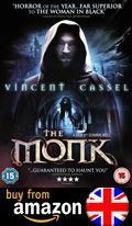 Buy The Monk Dvd