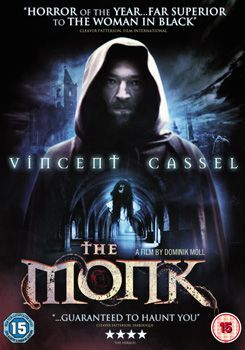 The Monk Dvd Cover