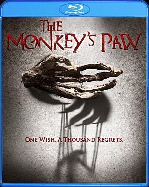 The Monkeys Paw Poster