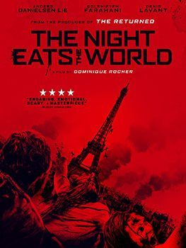 The Night Eats The World Poster Uk