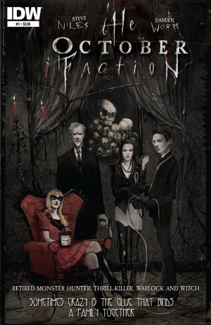The October Faction 1 00