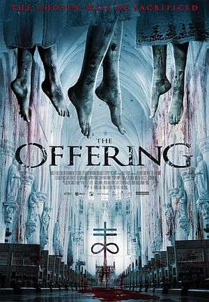 The Offering Poster