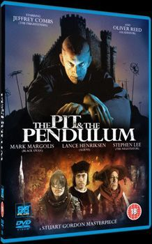 The Pit And The Pendulum Dvd Cover