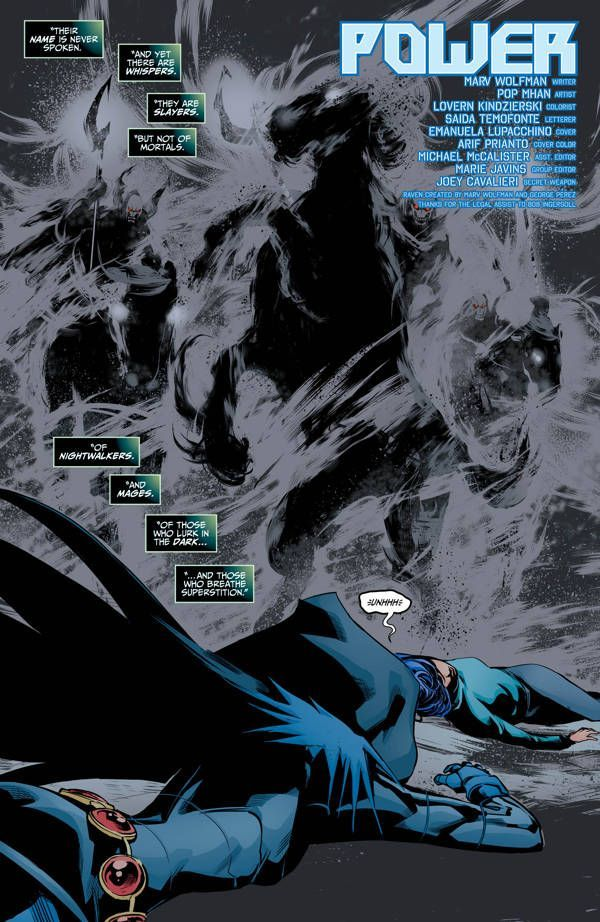 Raven Daughter Of Darkness 5 01
