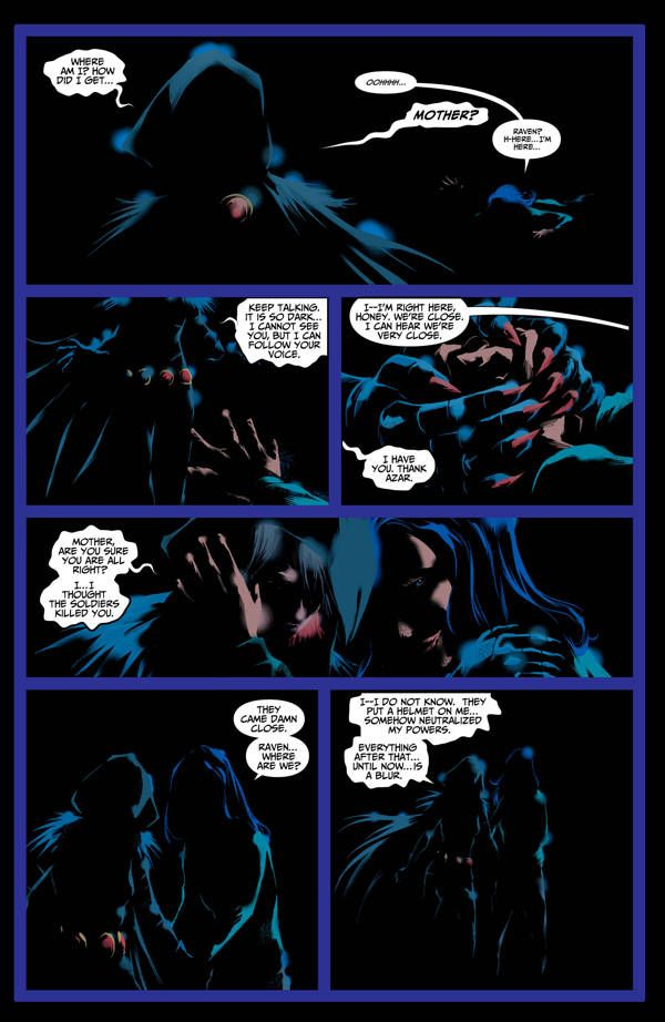 Raven Daughter Of Darkness 5 04