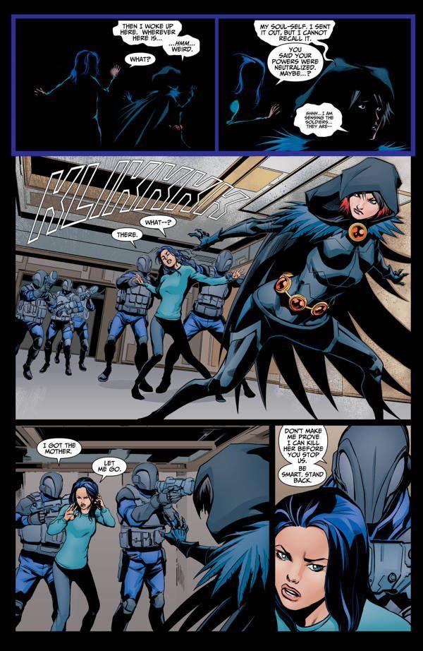 Raven Daughter Of Darkness 5 05