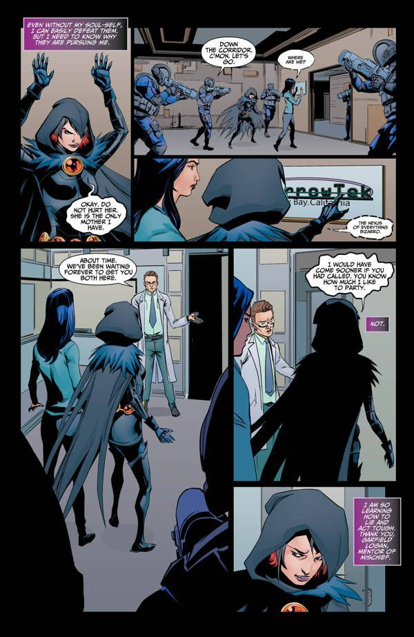 Raven Daughter Of Darkness 5 06