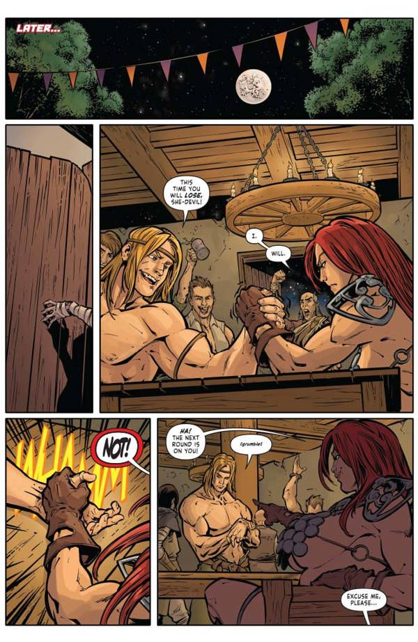 Red Sonja Halloween Special 03