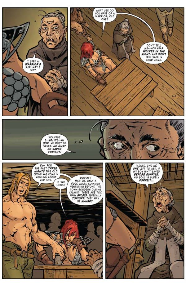Red Sonja Halloween Special 04