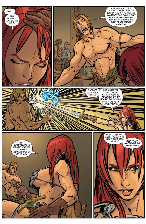 Red Sonja Halloween Special 05