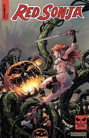 Red Sonja Halloween Special 00