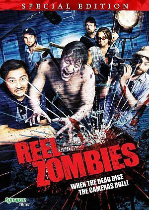 Reel Zombies Poster