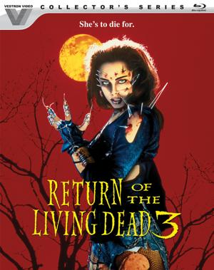Return Of The Living Dead 3 Poster