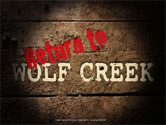 Return To Wolf Creek Cover