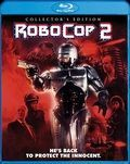 Robocop 2 Blu Ray Cover