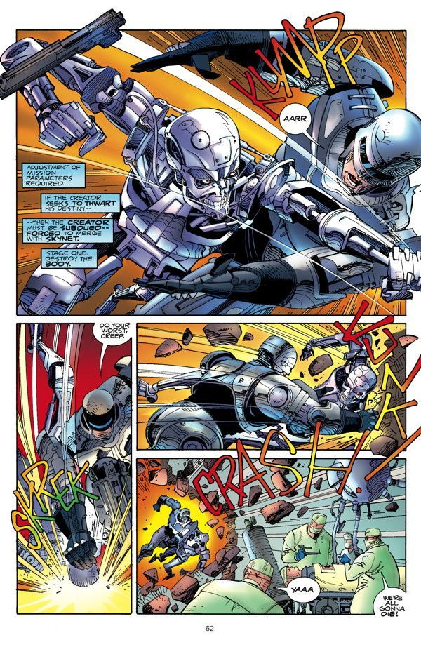 Robocop Vs The Terminator 04