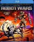 Robot Wars Blu Cover