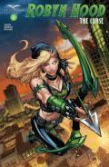 Robyn Hood The Curse 6 Cover
