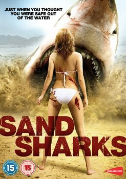 Sand Sharks Dvd Cover