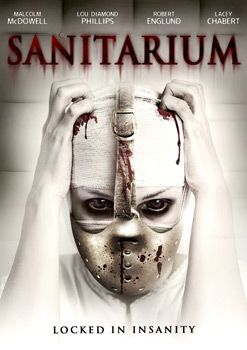 Sanitarium Dvd Cover