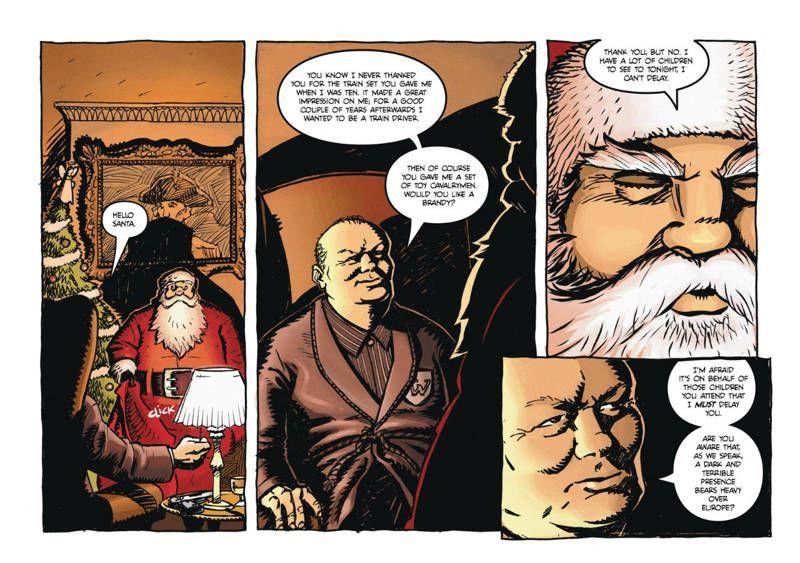 Santa Claus Vs The Nazis 02