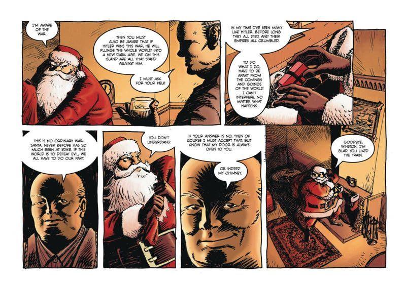 Santa Claus Vs The Nazis 03
